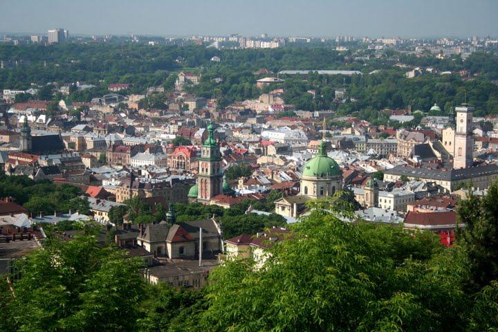 Lwów - wycieczki po mieście