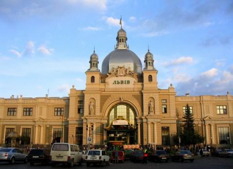 Ukraina Lwów - zwiedzanie